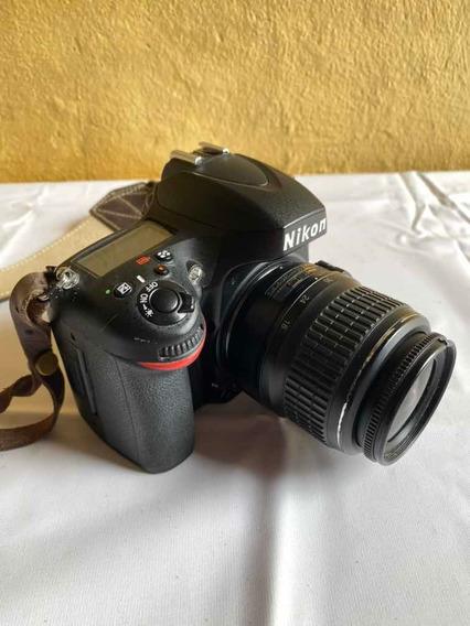 Câmera Nikon D610 (corpo) Dslr Full Frame