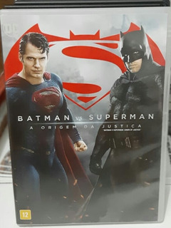 Dvd Original Do Filme Batman Vs Superman