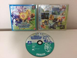 Juego Ps1 Digimon