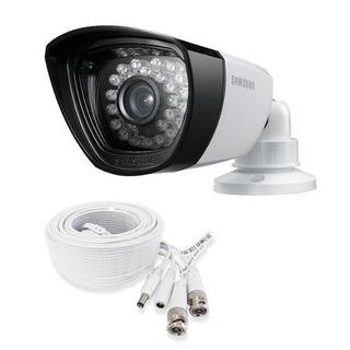 Camara De Seguridad Samsung Sdc-5340bc Vision Nocturna