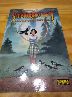 Stardust. Lluvia De Estrellas - Gaiman - Vess - Norma, 2000