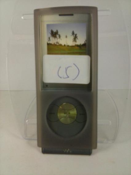 Capa Silicone Grafite Nano 5 5º Geração Apple iPod