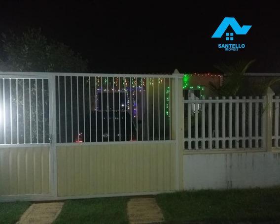 Alugo ? Excelente Casa Linear De 2 Quartos Com Um Bom Quintal - Ca00093 - 34081691
