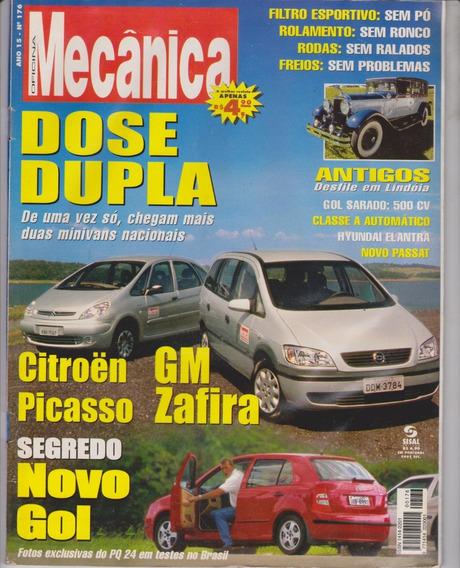 Citroen Picasso Na Revista Oficina Mecanica - 336802 - Jfsc