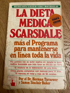 La Dieta Médica Scarsdale