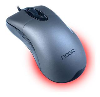 Mouse Gamer Noga Stormer Colors St-g400 Led Rgb 3200 Dpi Usb