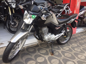 Honda Fan 150 Esdi Ano 2015 Cinza Shadai Motos