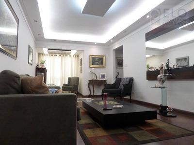 Cobertura Com 3 Dormitórios À Venda, 280 M² Por R$ 1.150.000 - Aparecida - Santos/sp - Co0033