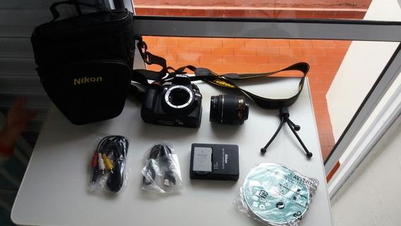 Câmera Nikon 5300 Completa