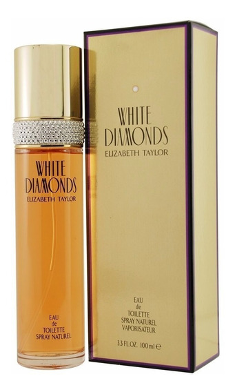 Perfume Elizabeth Taylor White Diamonds Feminino Edt 100ml