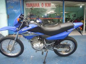 Honda Nxr 150 Bros Es 2006 Azul Troco R$ 5.499 11- 2221.7700