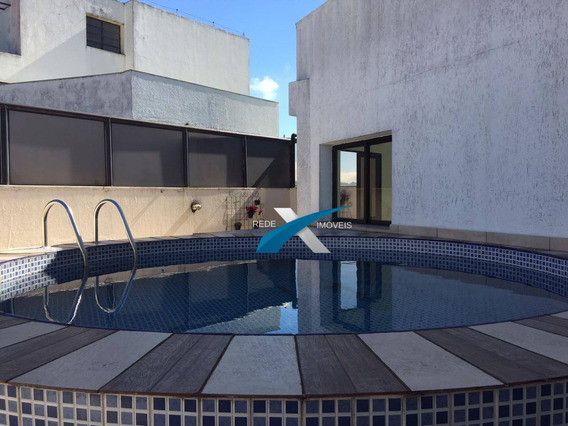 Cobertura 3 Dormitórios À Venda Ou Locação, 275 M² Por R$ 1.200.000 - Vila Lavínia - Mogi Das Cruzes/sp - Co0773