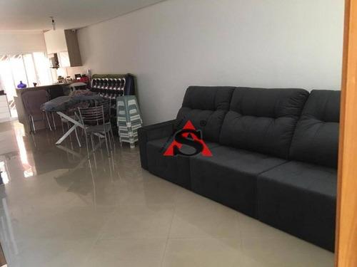 Casa Com 3 Dormitórios À Venda, 100 M² Por R$ 825.000,00 - Vila Marari - São Paulo/sp - Ca2348