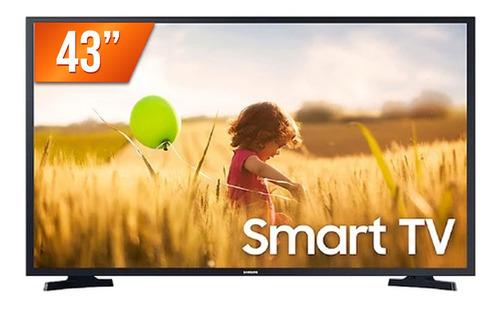 Smart Tv Led 43  Samsung Lh43betmlggxzd 2hdmi 1usb Wifi
