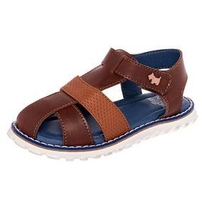 K84216 Lindos Zapatos Tipo Sandalia Para Niños