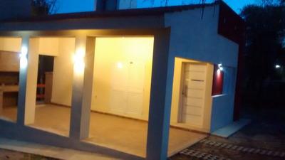 Chalet Nuevo De 2 Dormitorio Con Cochera Y Pileta