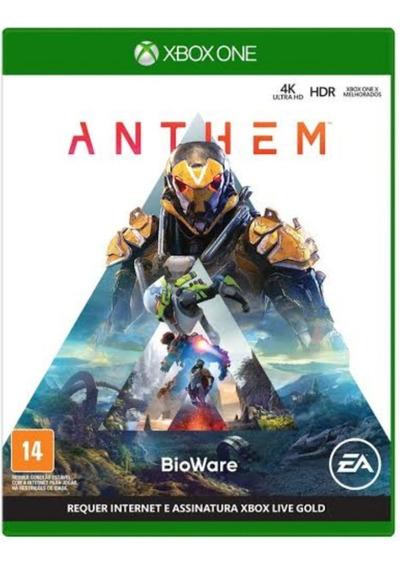 Anthem + Cuphead Xbox One 2 Por 1 ! Xbox One