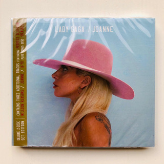 Lady Gaga Joanne Russia 2 Cds Edicion Limitada Digipack New