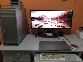 Apple Mac Pro 3.1 2008, 24 Gb De Ram, Edição De Vídeo Pro