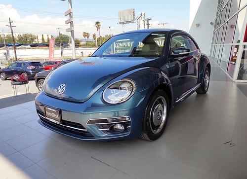Imagen 1 de 15 de Volkswagen Beetle 2018 2p Sportline Coast L5/2.5 Aut