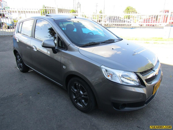 Chevrolet Sail Ltz Sport 1.4 Ct Abs
