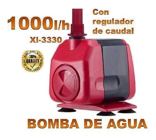 Bomba De Agua Sumergible Fp 1000 Acuarios Fuentes Proyectos