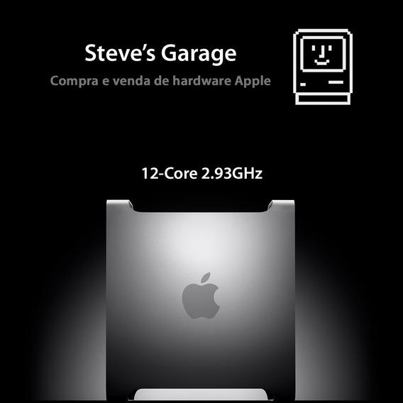 Mac Pro 12 Core 2.93ghz, 32gb Ecc, 480gb Ssd, Vídeo 8gb, Mojave