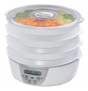 Deshidratador De Alimentos Frutas Carne Verduras Presto 6301