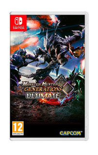 Monster Hunter Generations Ultimate / Nintendo Switch