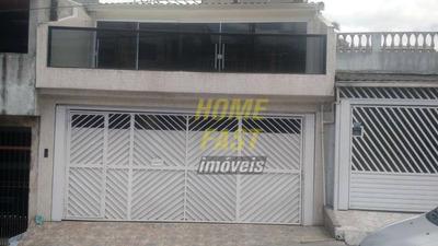 Sobrado Residencial Para Locação, Jardim Rosa De Franca, Guarulhos - So0499. - So0499