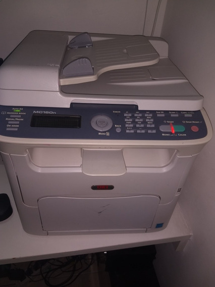 Impressora Okidata Mc160n