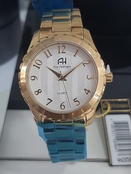 Relógio De Pulso Ana Hickmann Ah28580h