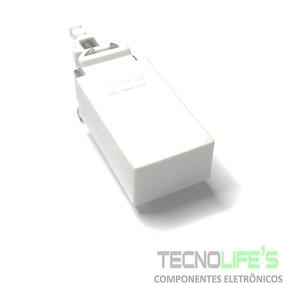 Chave Tecla Kdc-a14-1 4 Terminais Com Trava Branca
