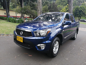 Ssangyong Actyon Sports Mt 2300 Gsl 4x2 Abs