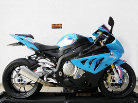 Bmw S1000 Rr Full 2012 Azul