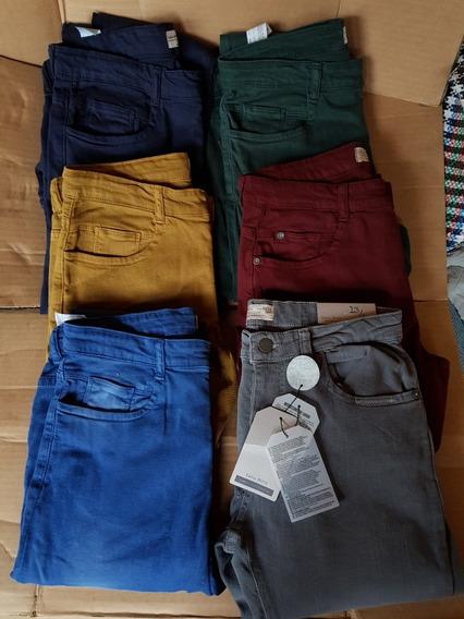 Liquidacion Pantalones Zara Original Varon Nuevos