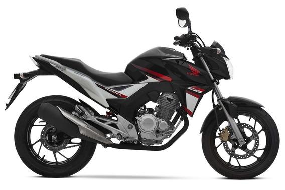 Nueva Honda Cb 250 Motolandia