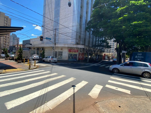 Ótimo Salão / Loja Comercial Para Venda No Centro De Ribeirão, Na Barao Com A Florencio, Atual Salao New Face, Com 432 M2 De Area Util - Sl00005 - 33613490