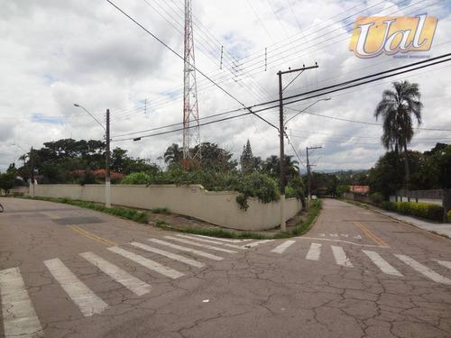 Imagem 1 de 9 de Terreno À Venda, 1000 M²- Vila Santista - Atibaia/sp - Te1349