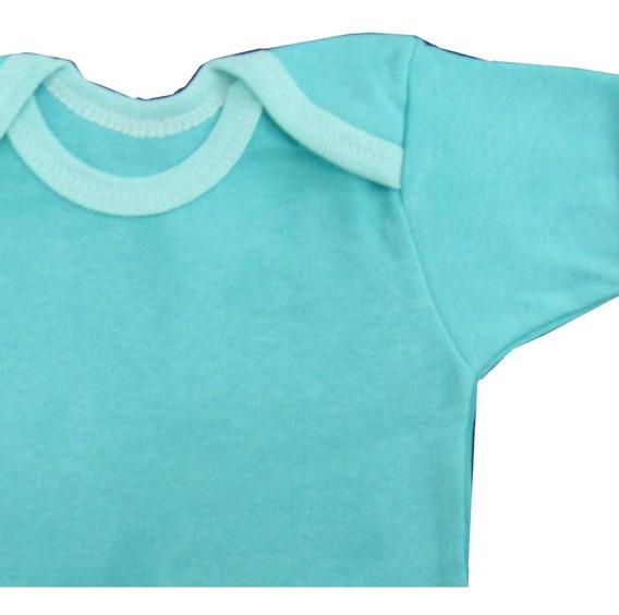 Pañalero Manga Larga Liso Para Bebé Talla 24 Meses