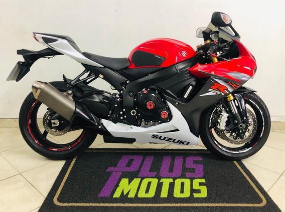 Suzuki Gsx-r750 Km 13.000 Moto Linda Sem Detalhe