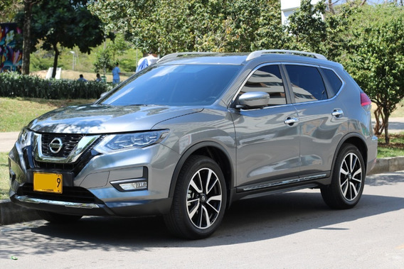 Nissan X-trail 4x4 Full 2020 Automático Silletería Cuero