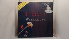 Lp - Erasure - Wonderland