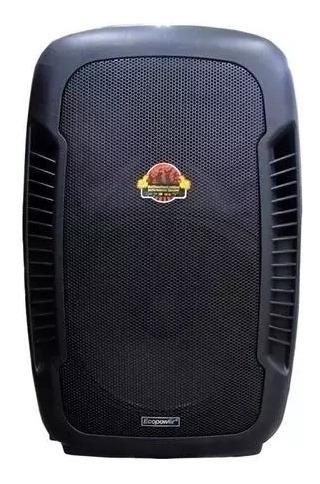 Caixa Portátil Amplificada Ecopower Ep-s805