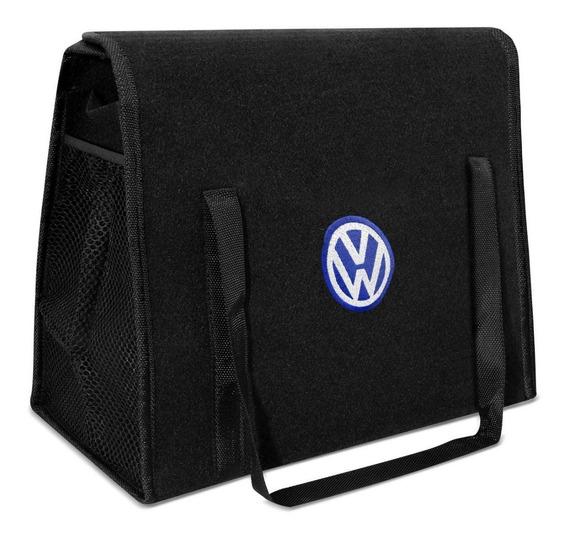 Bolsa Organizadora Porta Malas Volkswagen Universal Preto