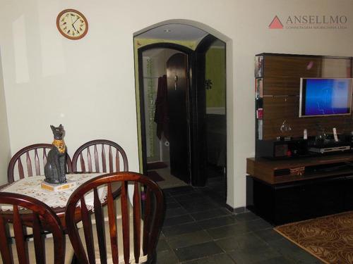 Apartamento Com 2 Dormitórios À Venda, 53 M² Por R$ 275.000,00 - Independência - São Bernardo Do Campo/sp - Ap1088