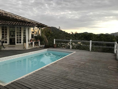 Casa Com 3 Dormitórios, Sendo 2 Suítes À Venda, 480 M² Por R$ 1.200.000 - Mata Paca - Niterói/rj - Ca0804