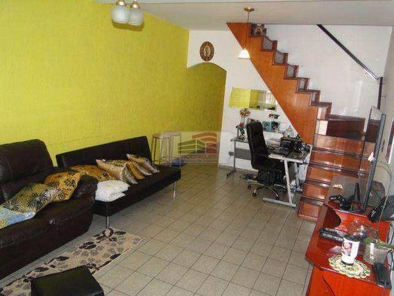 Sobrado Com 3 Dorms, Paulicéia, São Bernardo Do Campo - R$ 365 Mil, Cod: 111 - V111