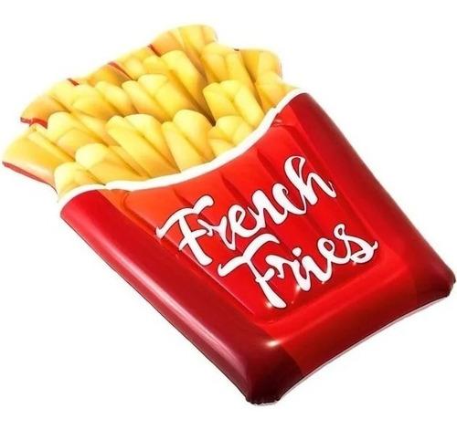 Colchoneta Inflable Papas Fritas French Fries Intex Original