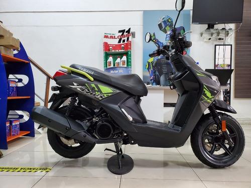 Yamaha Bws Fi 2019